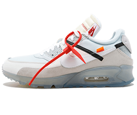 For sale Womens Nike Off-White Air Max 90 / OW sneakers