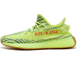 How to get New Adidas Yeezy Boost 350 V2 Semi Frozen Yellow shoes online