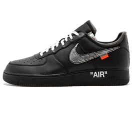 Buy Cheap Nike Off-White Air Force 1 MoMa / OW shoes online