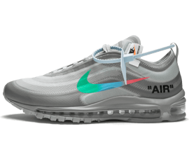 Buy New Nike Off-White Air Max 97 / OW Menta sneakers online