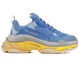 Order Cheap Balenciaga Triple S Trainers Resille Doubl sneakers
