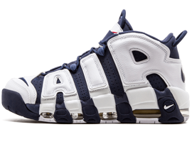 For sale Cheap Nike UPTEMPO Olympic Navy sneakers