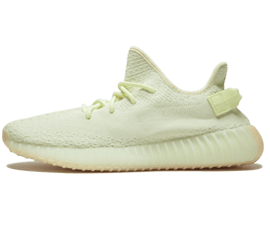 Buy Womens Adidas Yeezy Boost 350 V2 Butter shoes