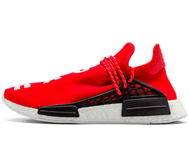 Price of The best Human Race Adidas HU Scarlet / PW shoes