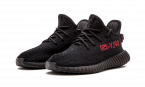 Yeezy Boost 350 V2 INFANT Core Black Red