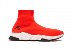 BALENCIAGA SPEED RUNNER Mid / Red