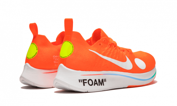 Price of The best Nike Off-White Zoom Fly Mercurial Orange / OW online