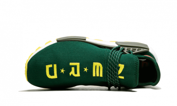For sale Your size Human Race Adidas HU Trail NERD Green / PW sneakers online