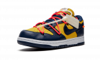Nike Dunk Low Off White - University Gold