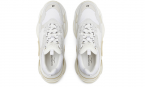 BALENCIAGA TRIPLE S TRAINERS WHITE